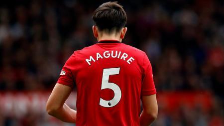 Ada 3 pemain yang lebih layak dari Harry Maguire untuk menjadi kapten baru klub Liga Inggris, Manchester United. - INDOSPORT