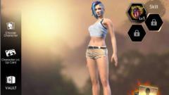 Indosport - Karakter baru di game Free Fire bernama A124