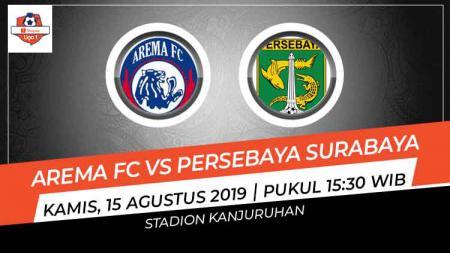 Prediksi Arema FC vs Persebaya Surabaya. - INDOSPORT