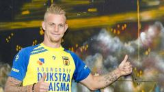 Indosport - Kevin van Kippersluis calon pemain Persib Bandung.