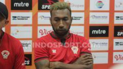 Indosport - Striker Kalteng Putra, Patrich Wanggai. Foto: Sudjarwo/INDOSPORT