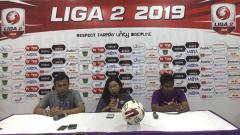 Indosport - Persita Tangerang hanya meraih hasil imbang pada pekan ke-11 Liga 2 2019 wilayah barat saat menjamu Blitar Bandung United, Selasa (13/08/19).