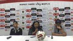 Indosport - Pelatih Blitar Bandung United, Liestiadi menyatakan puas dengan hasil imbang yang diraih timnya saat menjalani laga pekan ke-11 Liga 2 2019 wilayah barat kontra Persita Tangerang, Selasa (13/08/19)