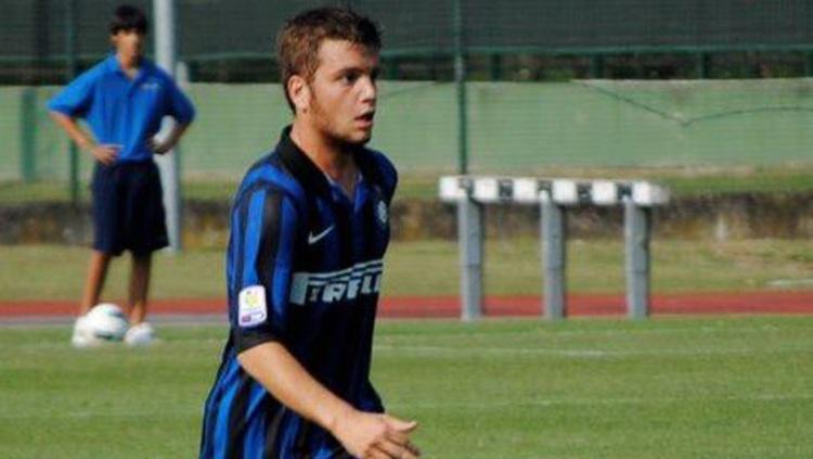 Pemain muda Inter Milan, Andrea Bandini bisa diboyong klub Liga 1 2019 di putaran kedua. Copyright: FC Südtirol