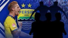 Indosport - 5 bintang dunia yg pernah rasakan hebatnya kualitas target Persib, Kevin van Kippersluis.