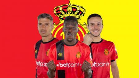 Profil tim RCD Mallorca. - INDOSPORT