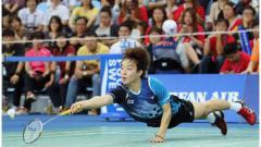 Indosport - Mantan pebulutangkis Korea Selatan, Kim Sa-rang.