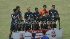 Indosport - Skuad Babel United di Liga 2 2019.