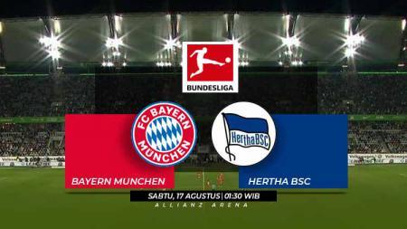Prediksi Bayern Munchen vs Hertha BSC Bundesliga Jerman 2018/19. - INDOSPORT