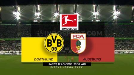 Prediksi Borussia Dortmund vs Augsburg Bundesliga Jerman 2018/19. - INDOSPORT