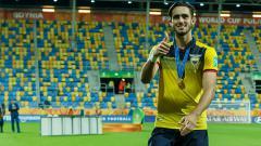 Indosport - Leonardo Campana, pemain Timnas Ekuador