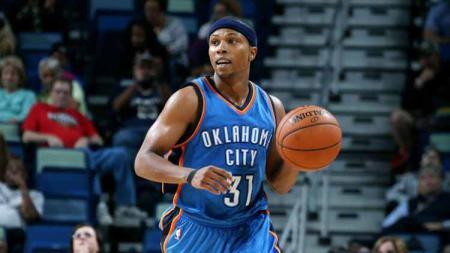 Mantan pemain NBA, Sebastian Telfair. - INDOSPORT