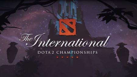 Turnamen eSports Dota 2, The International 9, digelar di Shanghai, China. - INDOSPORT