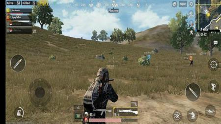 Area terbuka di game PUBG Mobile - INDOSPORT