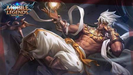 Vale, hero Mobile Legends, yang punya kekuatan angin. - INDOSPORT