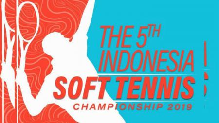 The 5th Indonesia Soft Tennis Championships 2019. - INDOSPORT