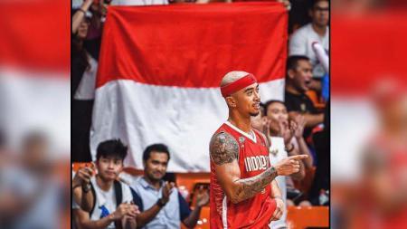 Mario Wuysang, salah satu legenda basket Tanah Air turut mengucapkan selamat ulangatahun untuk Indonesia - INDOSPORT