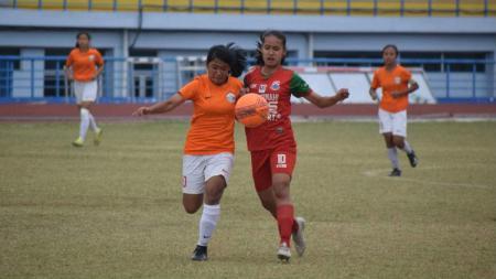 Piala Menpora U-17 Putri. - INDOSPORT