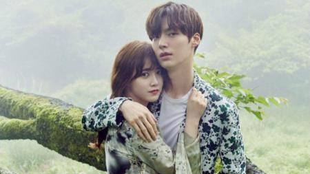 Ahn Jae Hyun dan Goo Hye Sun - INDOSPORT