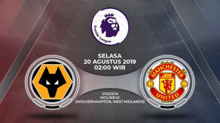 Prediksi pertandingan Wolverhampton Wanderers vs Manchester United di Liga Primer Inggris 2019/20. - INDOSPORT