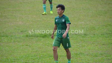 Eks Pemain PSMS Medan dan Timnas U-19 Indonesia, Muhammad Iqbal. - INDOSPORT
