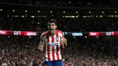 Indosport - Alvaro Morata siap perebutkan posisi utama juru gedor timnas Spanyol.