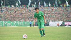Indosport - Mantan Pemain PSMS, Muhammad Iqbal.
