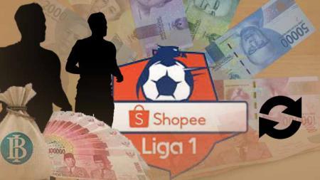 Tranfer pemain Liga 1 2019. - INDOSPORT