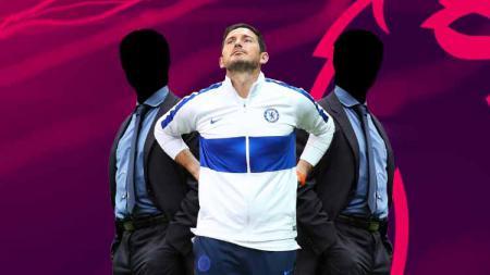 5 kandidat telah disiapkan petinggi Chelsea untuk menggantikan Frank Lampard. Siapakah yang pantas menggantikannya di kursi panas tersebut? - INDOSPORT