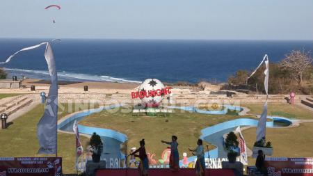 Keindahan Kampung Bola Internasional, kawasan Gunung Payung Culture Park - INDOSPORT