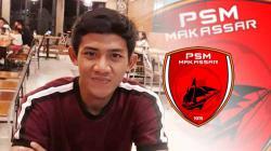 Firza Andika resmi gabung PSM Makassar.