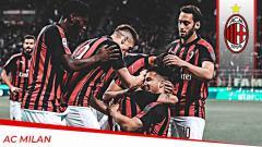 Indosport - Profil Tim AC Milan. Foto: Emilio Andreoli/Getty Images