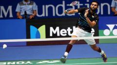 Indosport - Pebulu tangkis asal India, Prannoy HS.