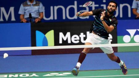 Usai legenda Denmark, Hans-Kristian Vittinghus, kini giliran wakil India, HS Prannoy yang mengkritik presiden Badminton World Federation (BWF). - INDOSPORT