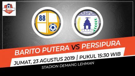 Prediksi Barito Putera vs Persipura Jayapura. - INDOSPORT