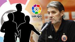 Banuelos meminta pemain jebolan LaLiga Spanyol ke Persija Jakarta.
