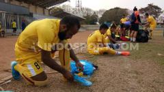 Indosport - Yohanis Nabar kembali ke Sriwijaya FC