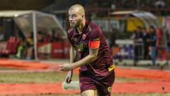 Indosport - Wiljan Pluim mengisyaratkan ingin mengakhiri kariernya di klub Liga 1, PSM Makassar.