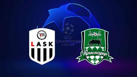Klub dari Rusia Krasnodar dan Lask Linz dari Austria. - INDOSPORT