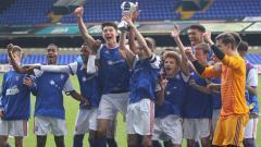Indosport - Elkan Baggott, pemain muda keturunan Indonesia yang bersinar di Liga Inggris