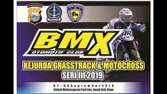 Indosport - Ratusan Crosser Ramaikan BMX Kejurda Grasstrack & Motocross Seri III Bone