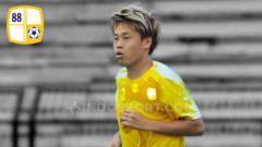 Indosport - Kosuke Yamazaki pemain anyar Barito Putera di sisa Liga 1 2019.