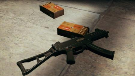 Senjata UMP9 di game PUBG Mobile. - INDOSPORT