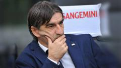 Indosport - Pelatih Hellas Verona, Ivan Juric, merasa tidak terima timnya kalah dari AC Milan 0-1 dalam lanjutan pekan ketiga Serie A Italia 2019/20, Senin (16/9/19).