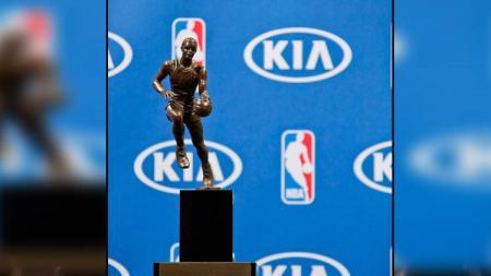 Trofi MVP NBA - INDOSPORT