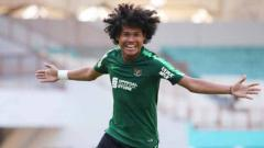 Indosport - Latihan perdana Garuda Select, Bagus Kahfi langsung 'berseragam' Timnas Inggris pada Senin (09/12/19).
