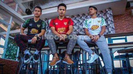 Jadi Apparel Timnas Futsal Indonesia, DJ Sport produksi bak roket. - INDOSPORT
