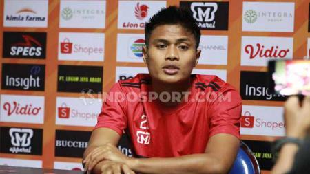 Pemain Madura United, Fachrudin Aryanto. - INDOSPORT