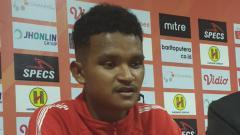 Indosport - Bek Muda Persipura Jayapura, Kevin Rumakiek.