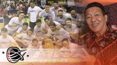 Indosport - Kim Hong, pemilik Stapac Jakarta.